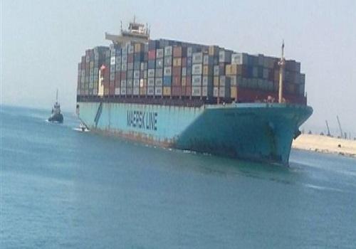 48 سفينة تعبر المجرى الملاحي لقناة السويس بحمولات 3.8 مليون طن