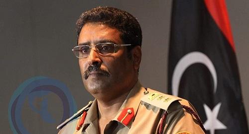 """""""المسماري"""": قائد القوات الخاصة الليبية بصحة جيدة"""