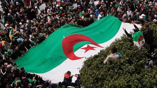 تظاهرات حاشدة بالجزائر رفضاً لدعوة السلطة إلى الحوار