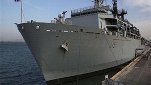 بريطانيا ترفع مستوى أمن الملاحة لسفنها إلى أعلى مستوى