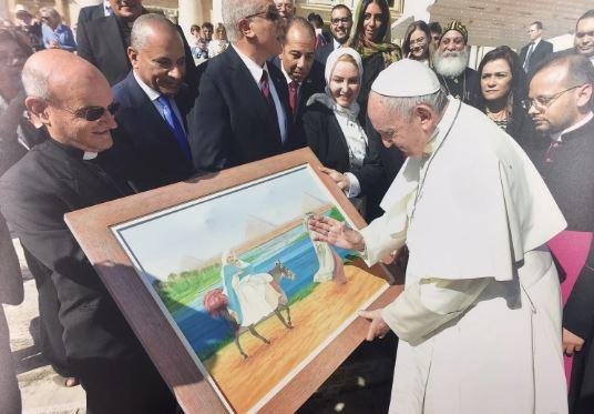 الفاتيكان ينظم 6 رحلات لزيارة مسار رحلة العائلة المقدسة في مصر خلال 2019