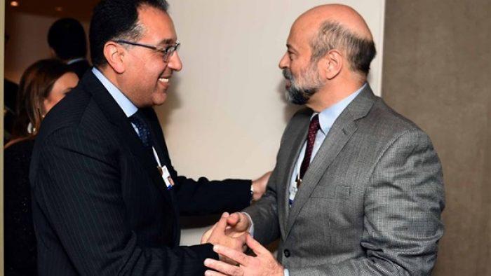 رئيس الوزراء الأردني يترأس وفد بلاده في اجتماعات اللجنة العليا المشتركة مع مصر