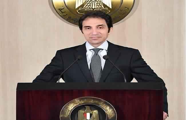 بسام راضى: زيارة الرئيس الجزائري المؤقت لمصر هي أول زيارة خارجية له