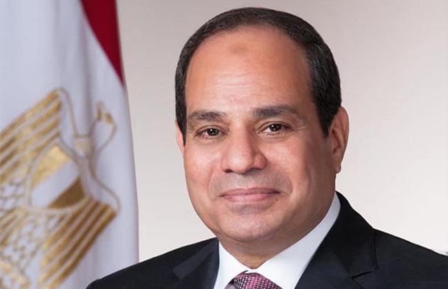 الرئيس السيسي يؤكد تطلع مصر لتعظيم العلاقات الاقتصادية مع الولايات المتحدة