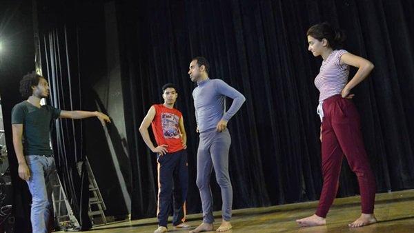 عرض مسرحية الآخر بالمعهد الفرنسي بالإسكندرية