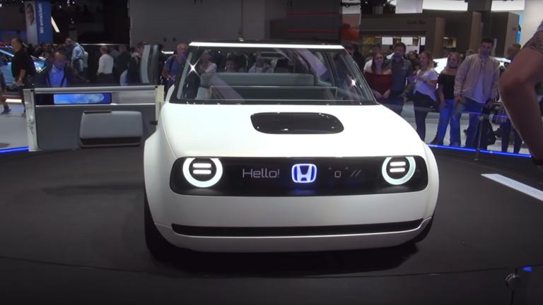 «هوندا» تستعد لغزو الأسواق بسيارة كهربائية أنيقة ومتطورة
