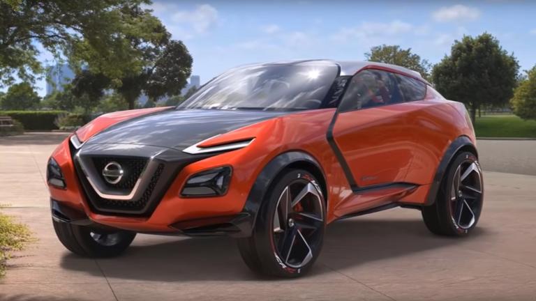 نيسان اليابانية تستعد لإطلاق النموذج الجديد من سيارات Juke الكروس أوفر