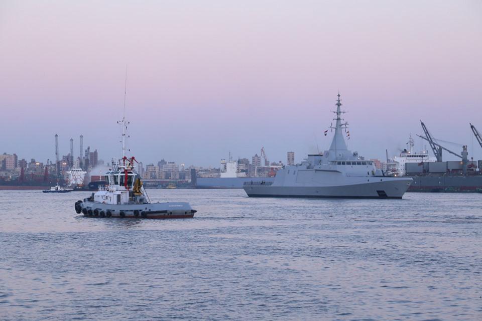 مصر وفرنسا ينفذان التدريب البحري الجوي «رمسيس 2019» بالبحر المتوسط