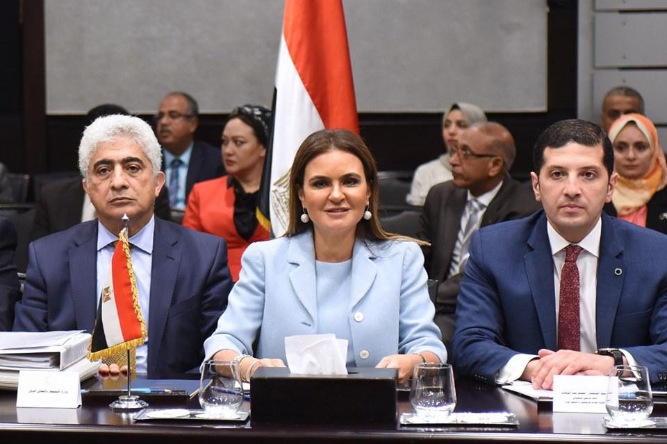 صور| «اللجنة العليا المصرية- الأردنية» تتفق على تعزيز التعاون الاستثمارى بين البلدين