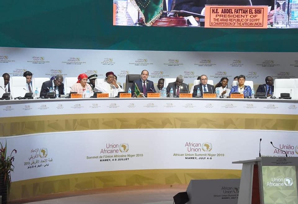 فعاليات القمة الأفريقية الاستثنائية بالنيجر تتصدر عناوين الصحف المصرية