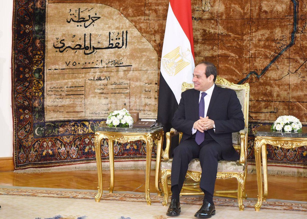 انطلاق القمة الثلاثية بين مصر وقبرص واليونان برئاسة السيسى