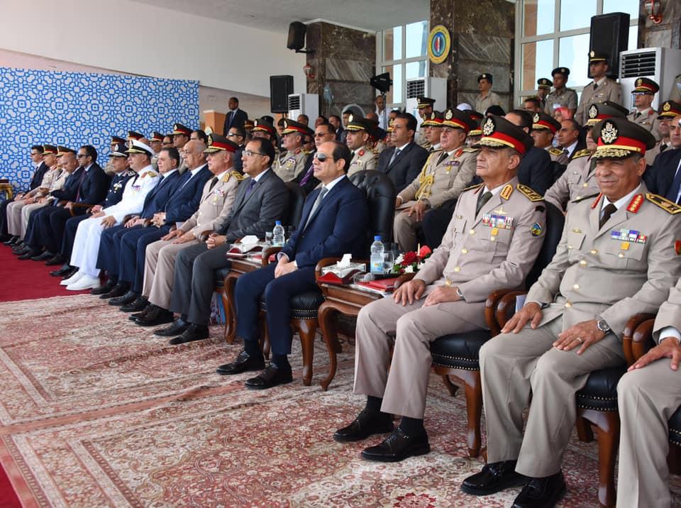 نشاط الرئيس السيسي يتصدر اهتمامات الصحف المصرية