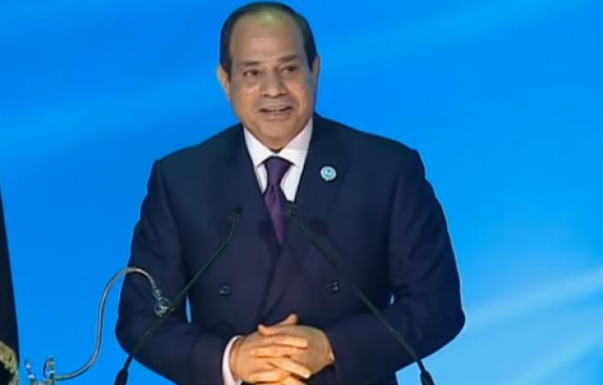 الرئيس السيسي : تمكين المرأة والشباب يساعد فى تحقيق غد أفضل لأفريقيا