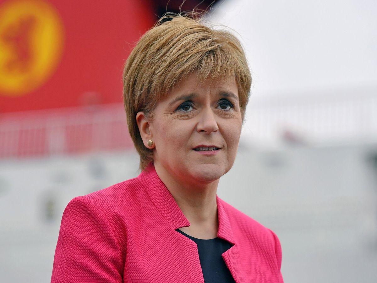 رئيسة وزراء اسكتلندا : جونسون يسعى لخروج خطير من الاتحاد الأوروبي دون اتفاق
