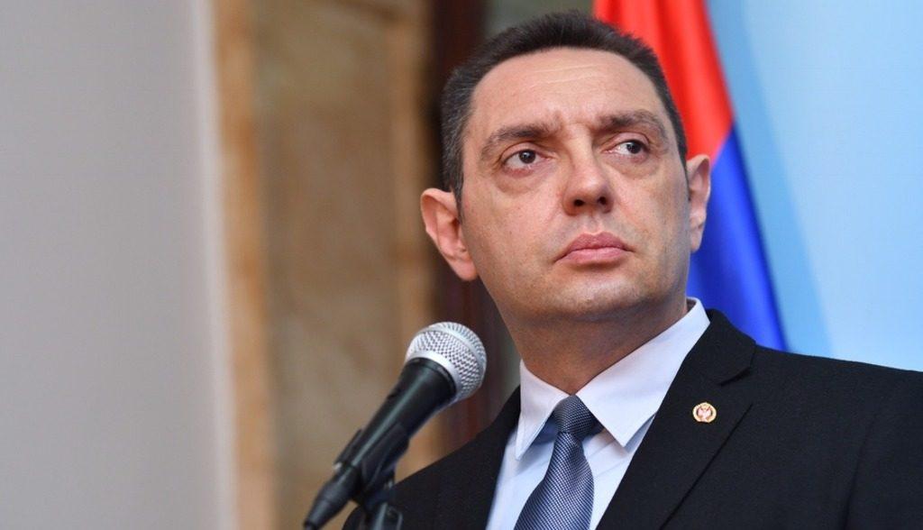 نتيجة بحث الصور عن وزير دفاع صربيا ألكسندر فولين