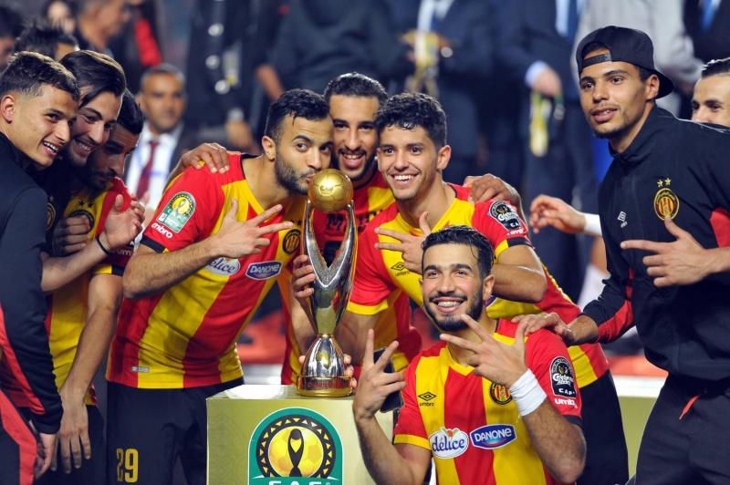 الاتحاد الافريقي يعتمد فوز الترجي التونسي بلقب دوري الأبطال