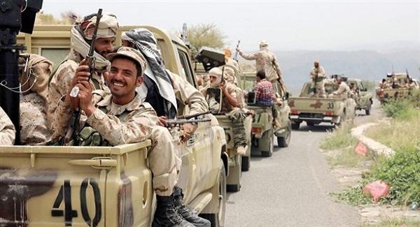 الجيش الوطني يحبط هجوما لميلشيا الحوثي بالبيضاء وسط اليمن