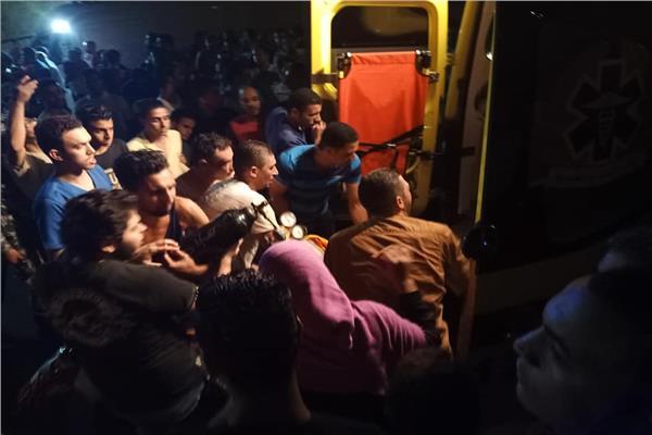 المتحدث باسم الصحة: الوزيرة وجهت بنقل جميع المصابين لمعهد ناصر والدفع بـ ٤٢ سيارة إسعاف