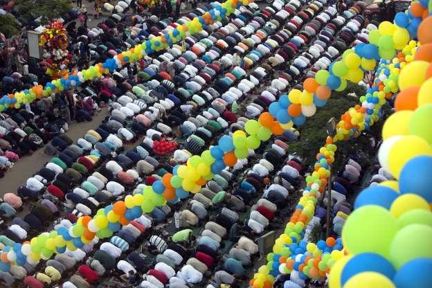 ننشر اماكن وضوابط صلاة عيد الفطر