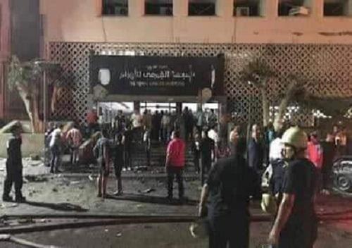 التفجير الإرهابي.. إذ يتحول إلى سيمفونية في حب مصر