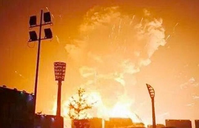 الدانمارك: انفجار في مقر وكالة الضرائب في كوبنهاجن