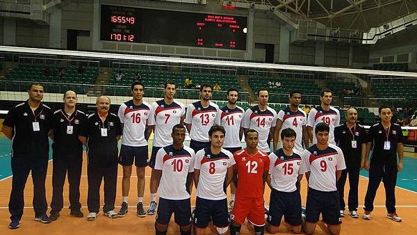 المنتخب الوطني للناشئين يفوز على ألمانيا 3 – 2 ببطولة العالم للكرة الطائرة