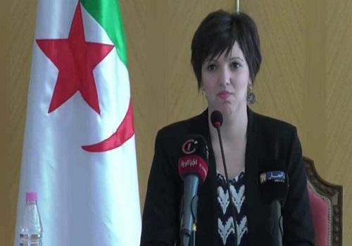 استقالة وزيرة الثقافة الجزائرية على وقع حفل سولكينغ