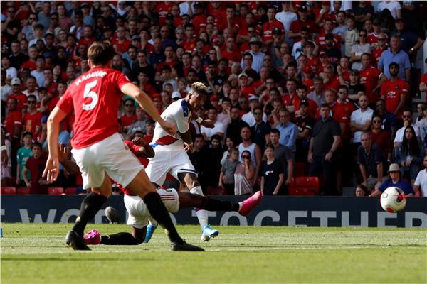 مانشستر يونايتد يسقط أمام كريستال بالاس بهدفين مقابل هدف
