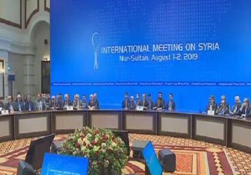 """البيان الختامي لـ""""أستانا-13″ يركز على إدلب واللجنة الدستورية"""