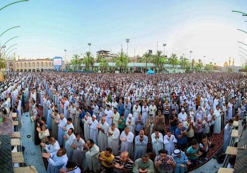 """الأوقاف: تخصيص ٣٦٠ """"ساحة """" لأداء صلاة عيد الأضحى بكفر الشيخ"""