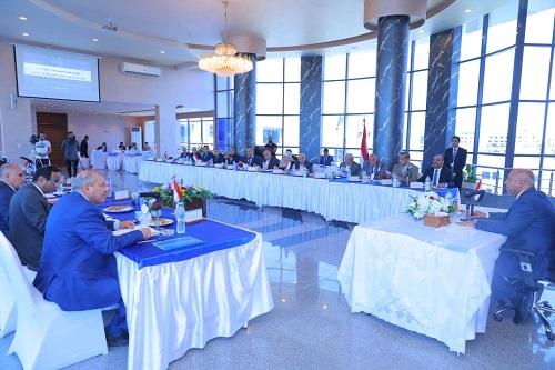 وزير النقل يترأس الجمعية العمومية للشركة المصرية للصيانة الذاتية والمعدات