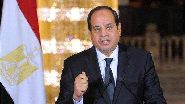 عاجل.. الرئيس السيسي ينعي ضحايا انفجار معهد الاورام