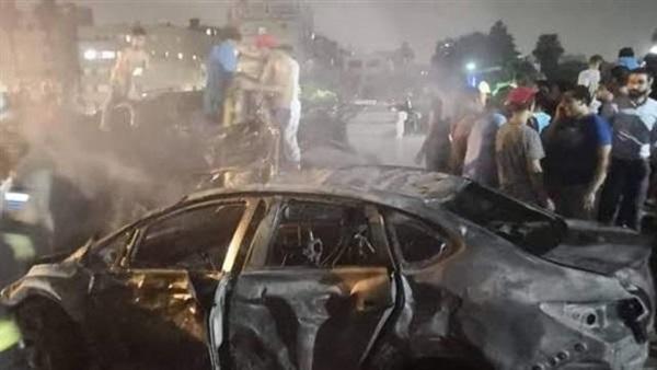 الداخلية: سيارة مفخخة وراء انفجار معهد الأورام