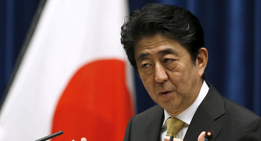 رئيس الوزراء اليابانى يتعهد بشراكة اقتصادية مع بريطانيا عقب بريكست