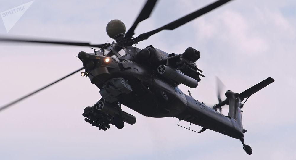 """الجيش الروسى يحصل على مروحيات """"مى 28-إن إم"""" الجديدة"""