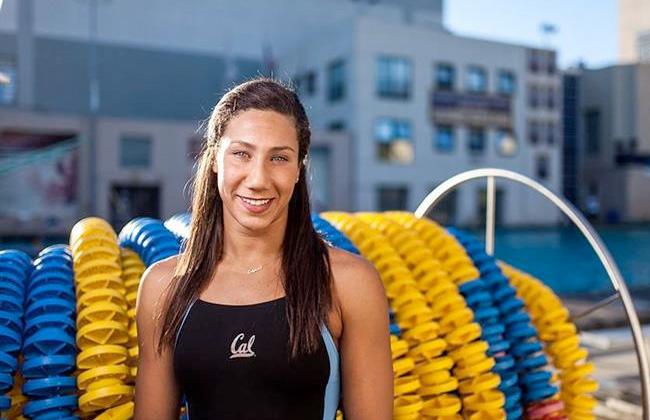 فريدة عثمان تحرز فضية 100 متر حرة بالألعاب الإفريقية