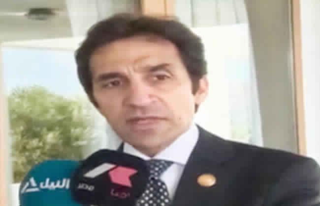 بسام راضي: وضع حلول عملية لتحديات القارة ومكافحة الإرهاب والفساد وتمكين المرأة أهم محاور كلمة الرئيس غدا