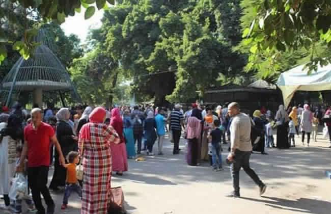80 ألف زائر لحديقة الحيوان في ثالث أيام عيد الأضحى المبارك