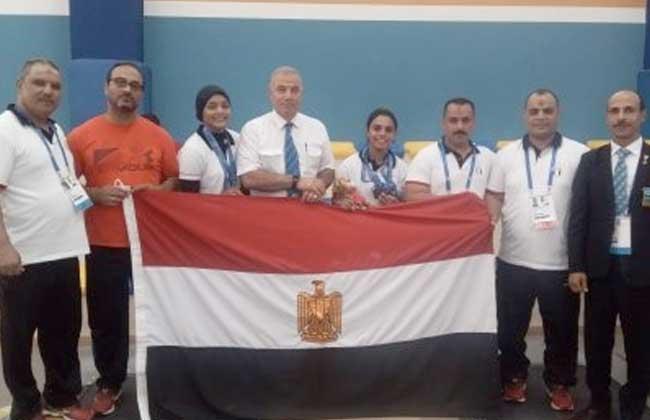نعمة وإسراء تحصدان 4 ميداليات متنوعة في منافسات رفع الأثقال بدورة الألعاب الإفريقية
