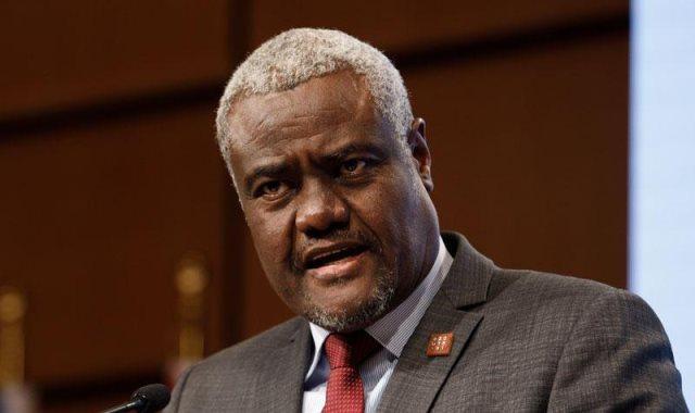 رئيس مفوضية الاتحاد الإفريقى : جهود كبيرة بذلت وصولا للاتفاق بالسودان