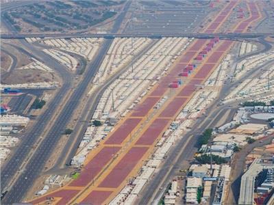 السعودية تعلن عن مشروع جديد لخفض حرارة طرق المشاة في المشاعر