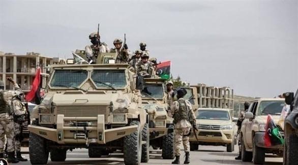 الجيش الليبي يحكم سيطرته على مناطق غرب سرت