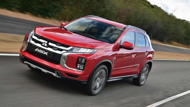 شركة «ميتسوبيشي» تطرح نموذجها الجديد من سيارات ASX الشهيرة