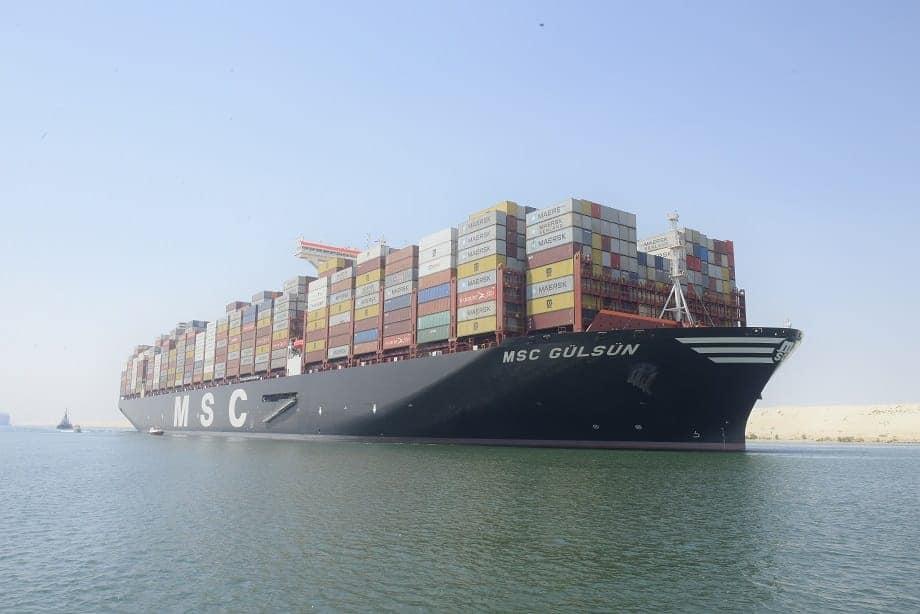 19 سفينة إجمالى حركة السفن بموانى بورسعيد