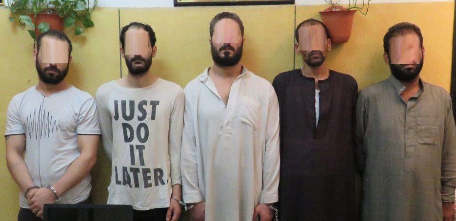 ضبط 4 يحملون جنسية دولة عربية ومصري لاتجارهم في المخدرات والعملات المزيفة