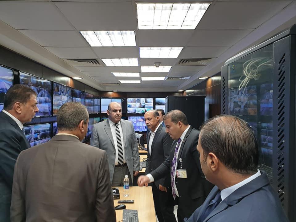 صور| وزير الطيران يتفقد مطار شرم الشيخ الدولي في ثالث أيام عيد الأضحى المبارك