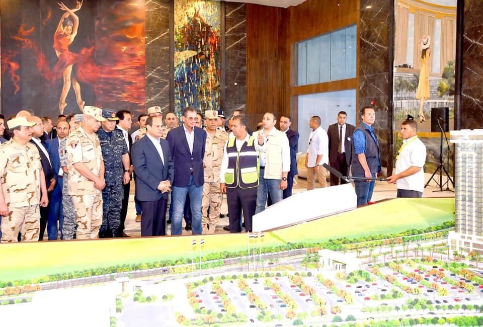 نشاط الرئيس السيسي واحتفال المصريين بعيد الأضحى الأبرز في الصحف المصرية