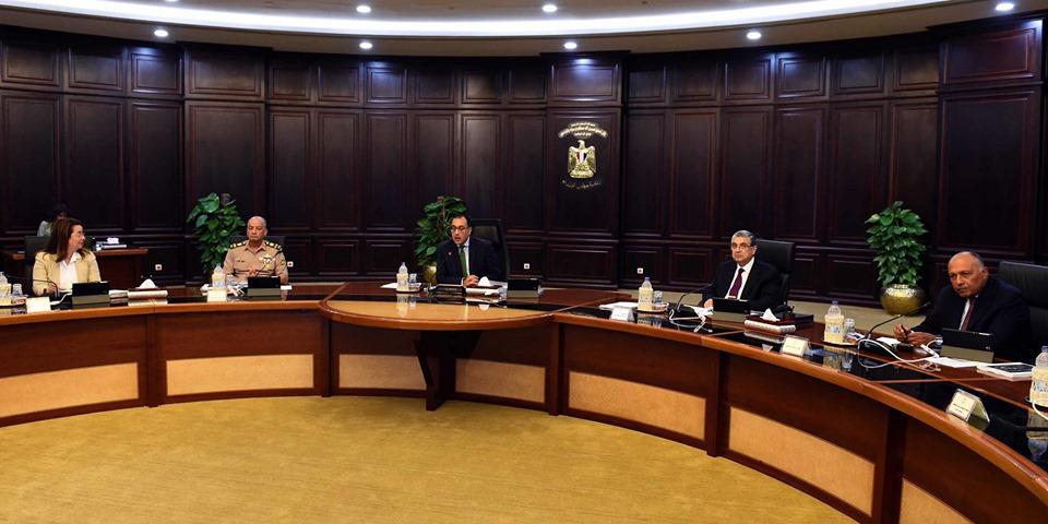 مجلس الوزراء يعقد اجتماعه الأسبوعي بمدينة العلمين الجديدة برئاسة مصطفي مدبولي