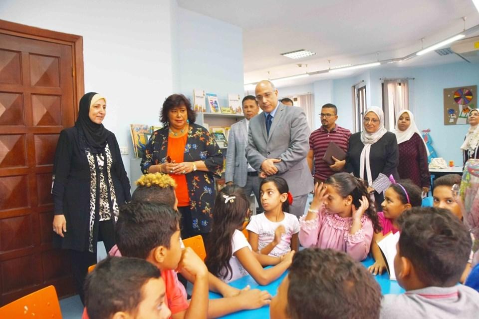 عبد الدايم : تكثيف البرامج التفاعلية لتنمية وعى الشباب وبناء الشخصية المصرية