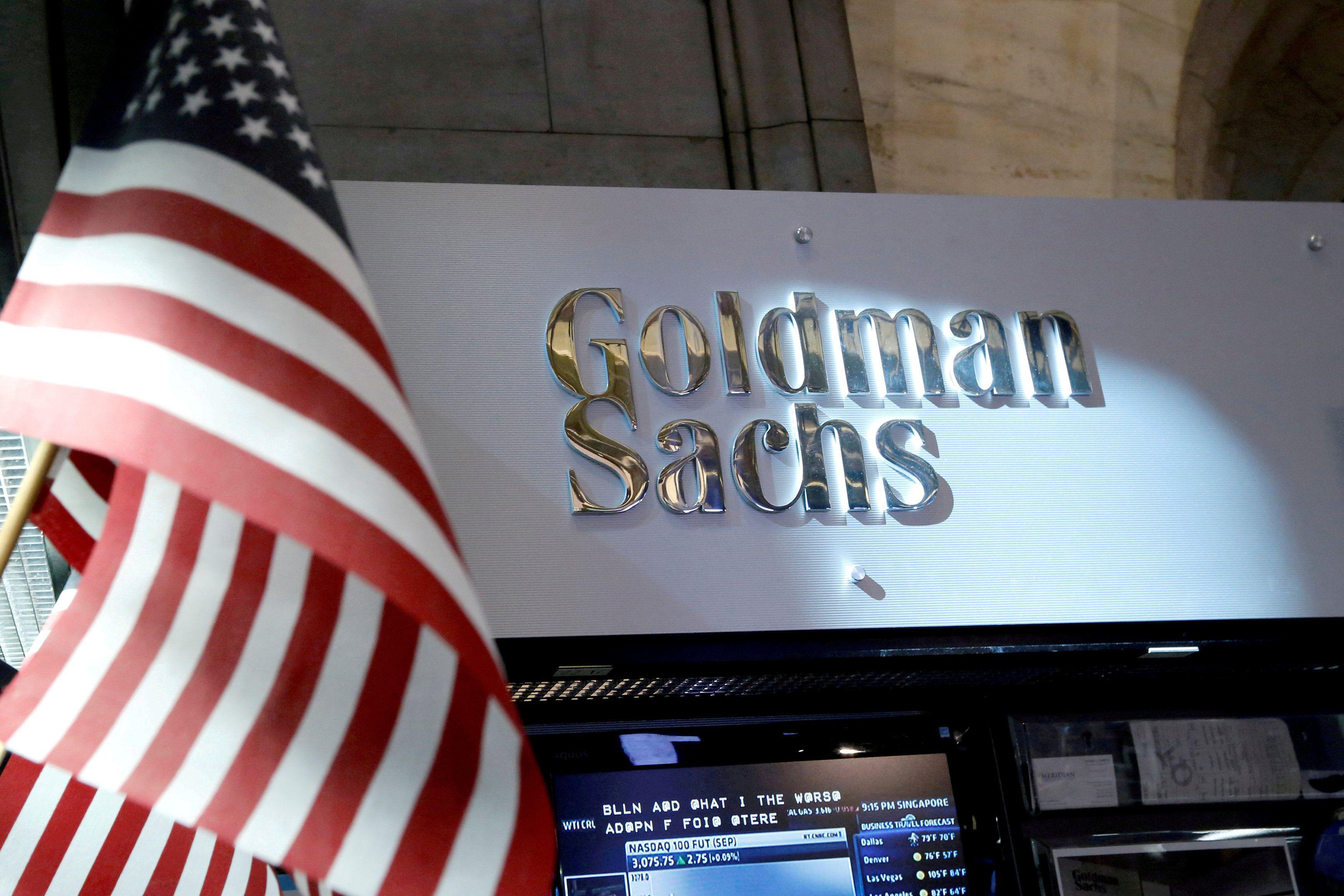 غولدمان ساكس يحذر من ركود محتمل بسبب الحرب التجارية بين الصين وأمريكا